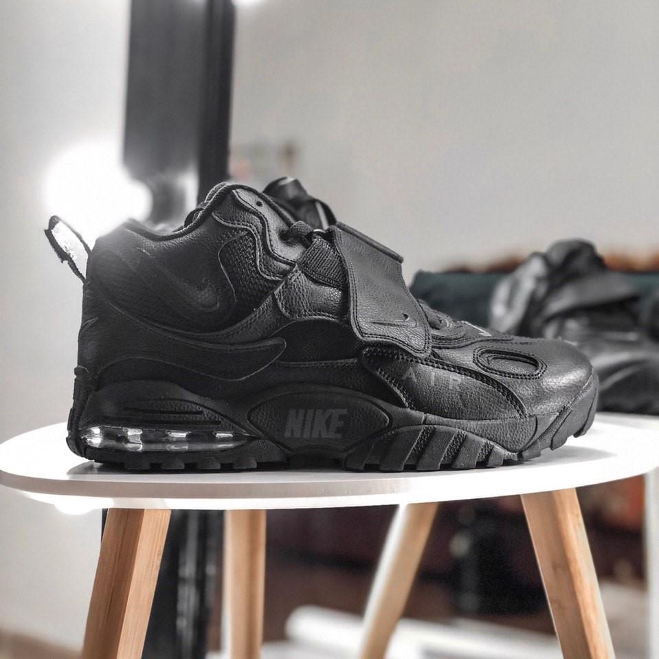 """Кроссовки Nike Air Boots """"Black"""" (Черные)"""