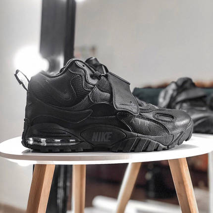 """Кроссовки Nike Air Boots """"Black"""" (Черные), фото 2"""