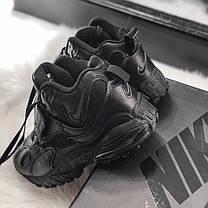 """Кроссовки Nike Air Boots """"Black"""" (Черные), фото 3"""