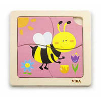 "Пазл Viga Toys ""Пчелка"" (50138)"
