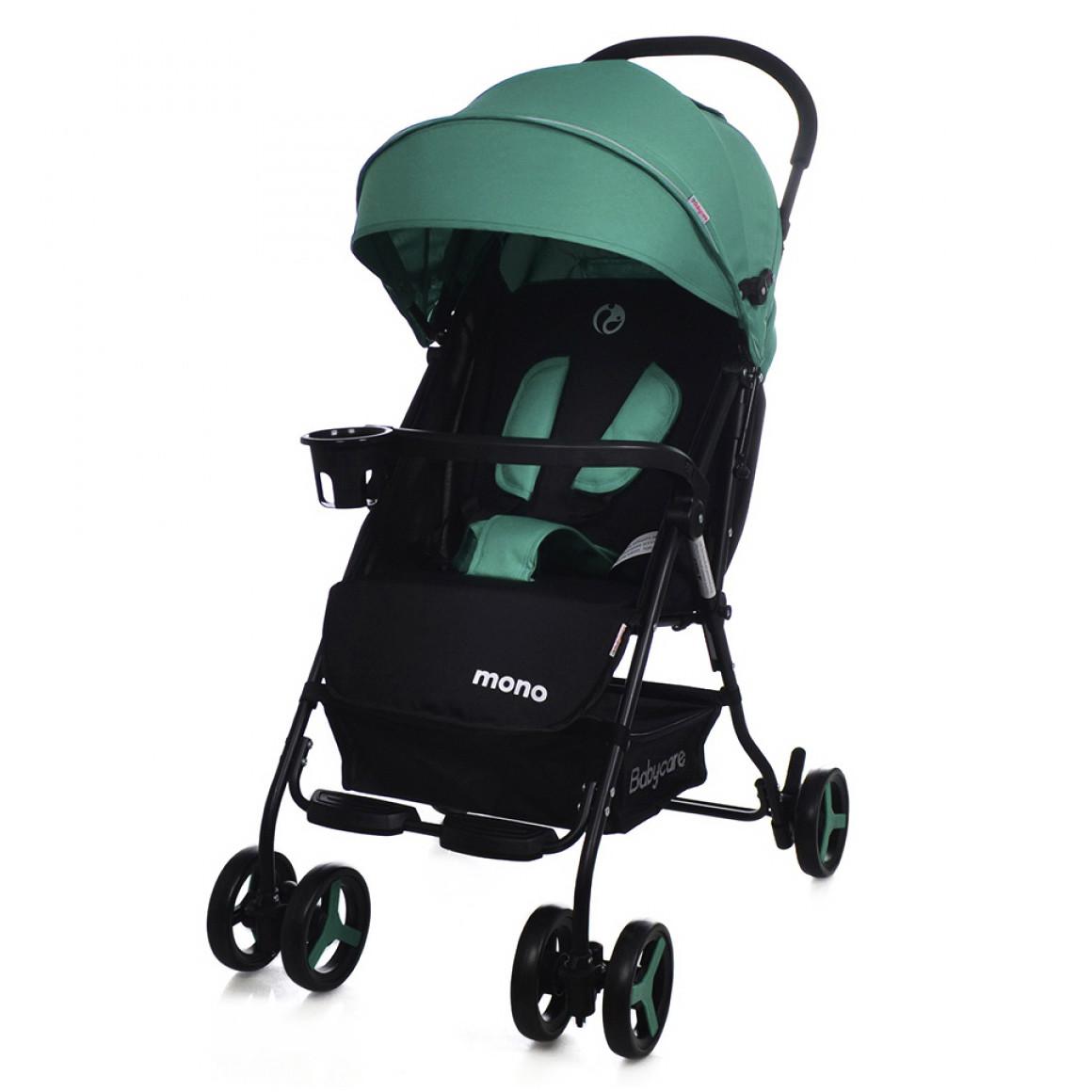 Коляска прогулочная Mono, «Babycare» (BC-1417), цвет Green (зелёный)