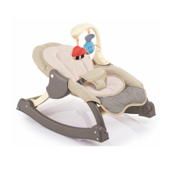 Кресло-качалка Weina MusiCozzi Joy (шоколадный) (4011.101.01)