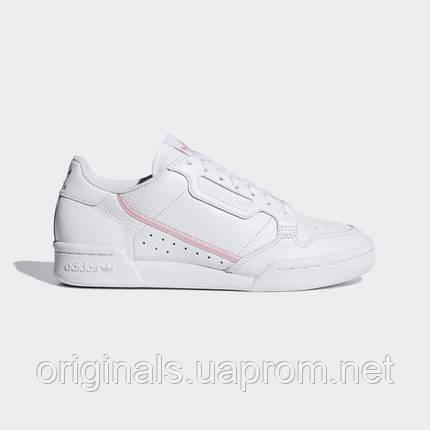Женские кроссовки Adidas Continental 80 W G27722  , фото 2