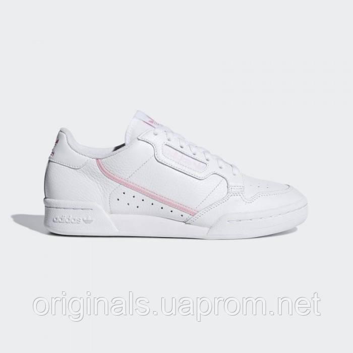 Женские кроссовки Adidas Continental 80 W G27722