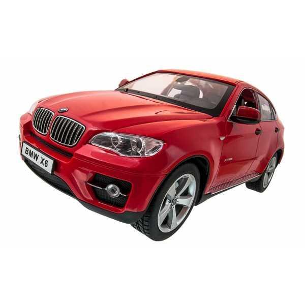 Машинка на радиоуправлении 1:14 Meizhi BMW X6 (красный)