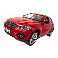 Машинка на радиоуправлении 1:14 Meizhi BMW X6 (красный), фото 1