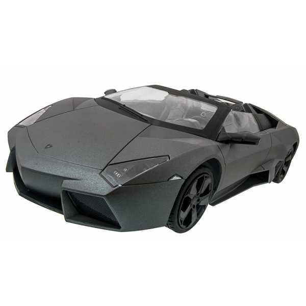 Машина на ардиоуправлении 1:14 Meizhi Lamborghini Reventon Roadster (серый)
