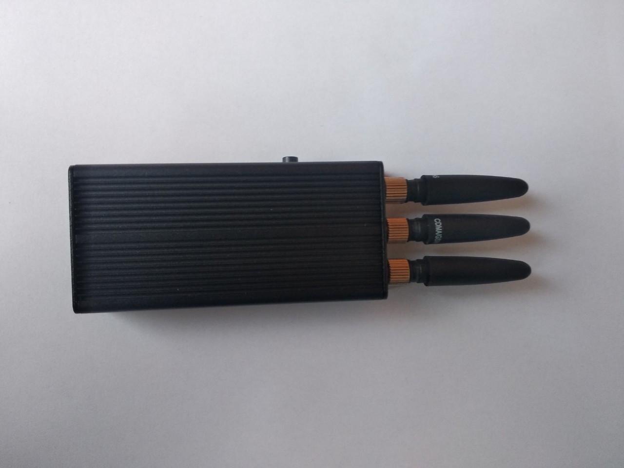 Глушилка GSM/CDMA/DCS/PHS/GPS, подавитель сигнала