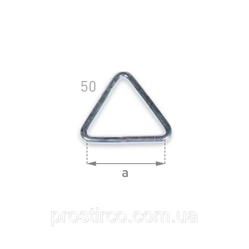 Треугольники оцинкованные 50