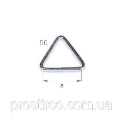 Треугольники оцинкованные 50, фото 2