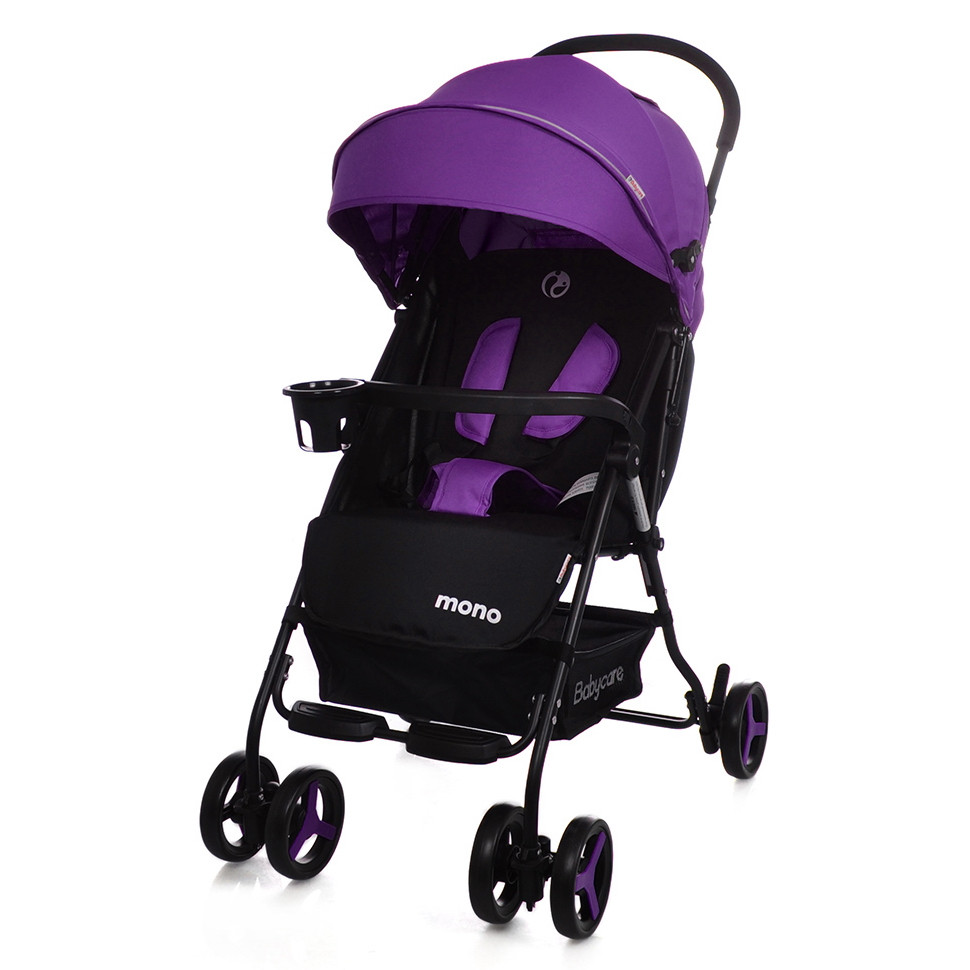 Коляска прогулочная Mono, «Babycare» (BC-1417), цвет Purple (фиолетовый)