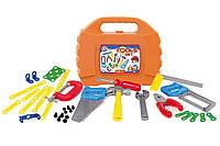 Набор инструментов Технок в чемоданчике, 4388