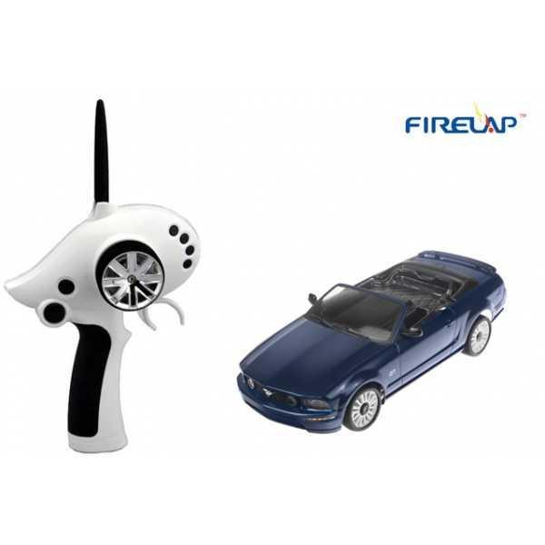 Модель машины на радиоуправлении Firelap 1:28 IW02M-A Ford Mustang 2WD (синий)