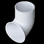 Злив труби пвх білий Альта-Профіль (Слив труби белый)