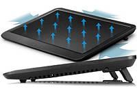 Охлаждающая подставка куллер для ноутбука Notebook Cooler N19