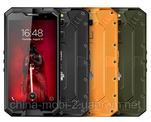 Смартфон Homtom ZOJI Z8 IP68 64Gb, фото 2