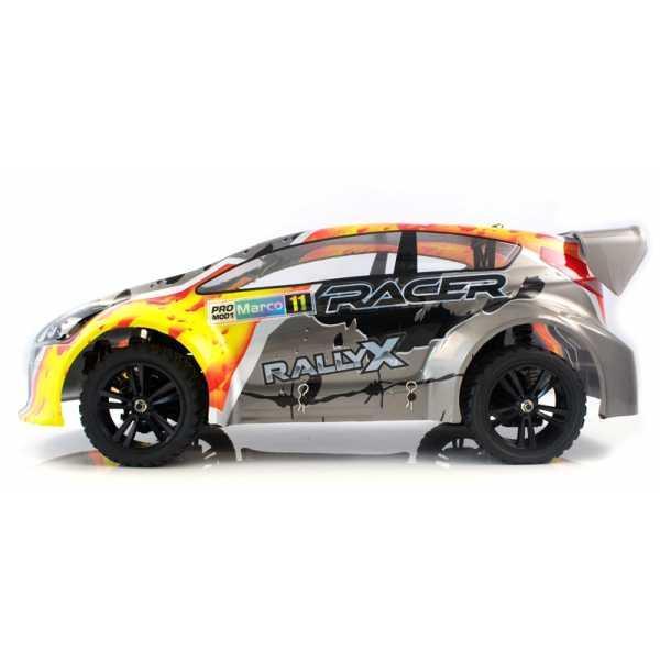 Машина на радиоуправлении Ралли 1:10 Himoto RallyX E10XRL (серый)