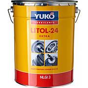 Смазка Литол-24 (17 кг) (YUKOIL)