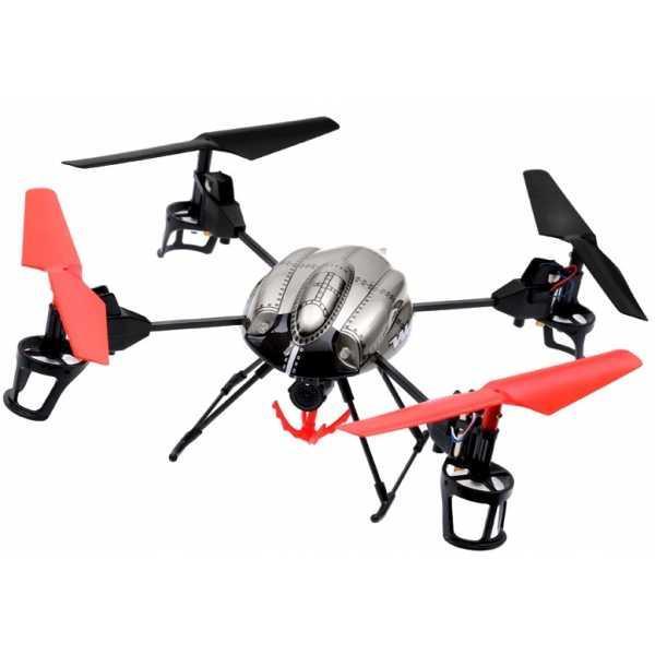 Квадрокоптер  подъемный кран WL Toys V999 Rescue