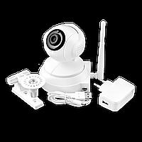 Беспроводная WIFi IP Камера Green Vision GV-069-IP-MS-DIС13-10 PTZ