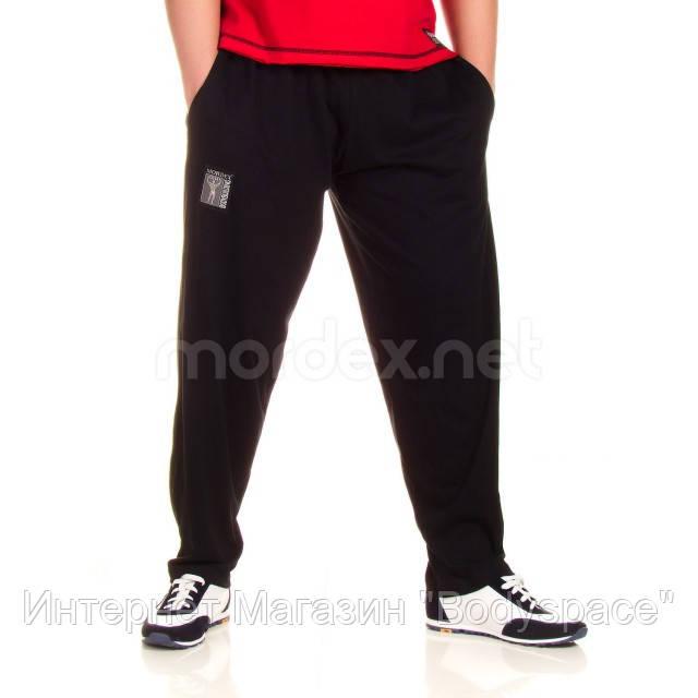 Mordex, Штаны спортивные зауженные Mordex черные MD3436, фото 1