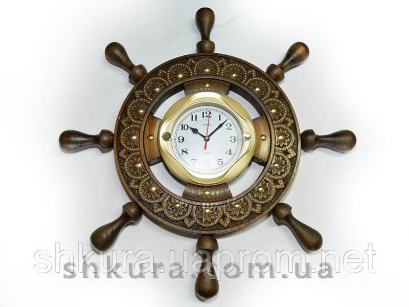 """Часы """"Штурвал"""", фото 1"""