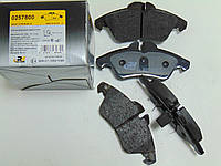 Roadhouse 0257800 Колодки тормозные передние MB Sprinter, VW LT (Германия)