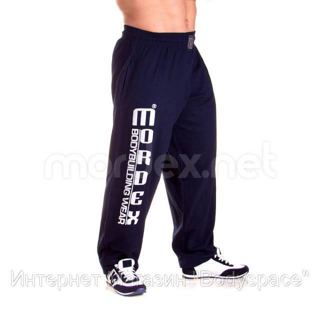 Mordex, Штаны спортивные зауженные Mordex темно-синие MD3555