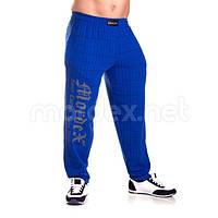 Mordex, Штаны спортивные зауженные Mordex синие MD3576, фото 1