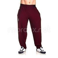 Mordex, Штаны спортивные зауженные Mordex черный/красный MD3600, фото 1