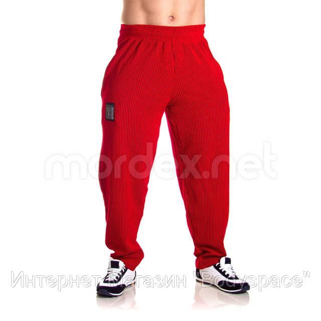 Mordex, Штаны спортивные зауженные Mordex красные MD3600