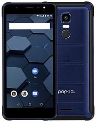 Poptel P10 4/64 Gb blue IP68