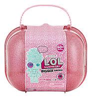 Игровой набор с куклами L.O.L. Surprise! Bigger Surprise Мега-Сюрприз Чемодан ЛОЛ