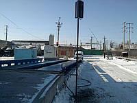 Светофор для автомобильных весов d200, фото 1