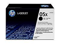 Заправка картриджа HP 05X CE505X для принтера LJ P2035, P2055d, P2055dn