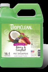 Tropiclean Berry & Coconut шампунь для кошек 3.8 л