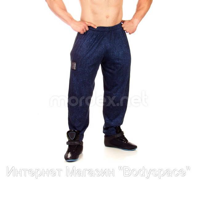 Mordex, Штаны спортивные зауженные Mordex темно-синие MD4365