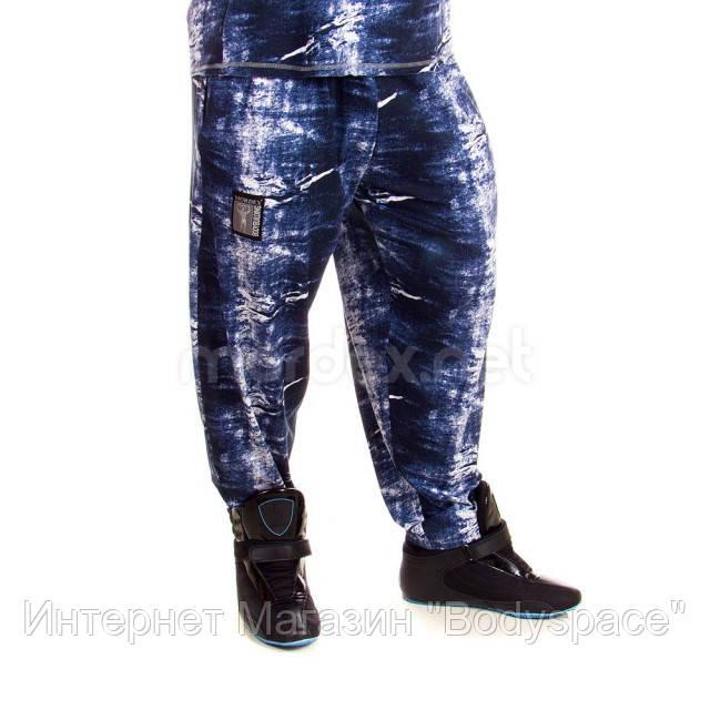 Mordex, Штаны спортивные зауженные Mordex синие MD4366