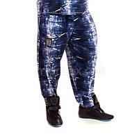Mordex, Штаны спортивные зауженные Mordex синие MD4366, фото 1