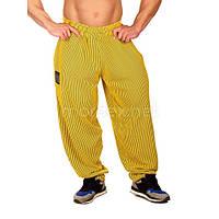 Mordex, Штаны спортивные зауженные Mordex желтые MD3600