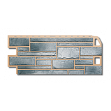 Фасадная панель Альта-Профиль Камень 1130х470х20 мм Топаз, фото 2