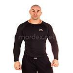 Mordex, Реглан стрейчевый Training Day Athlet M-Style, черный