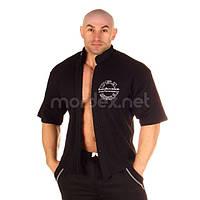 NPC, Рубашка 3/4 Sleeve Rib Top, черная