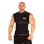 NPC, Майка USA Muscle Sleeveless Lycra Top, черная