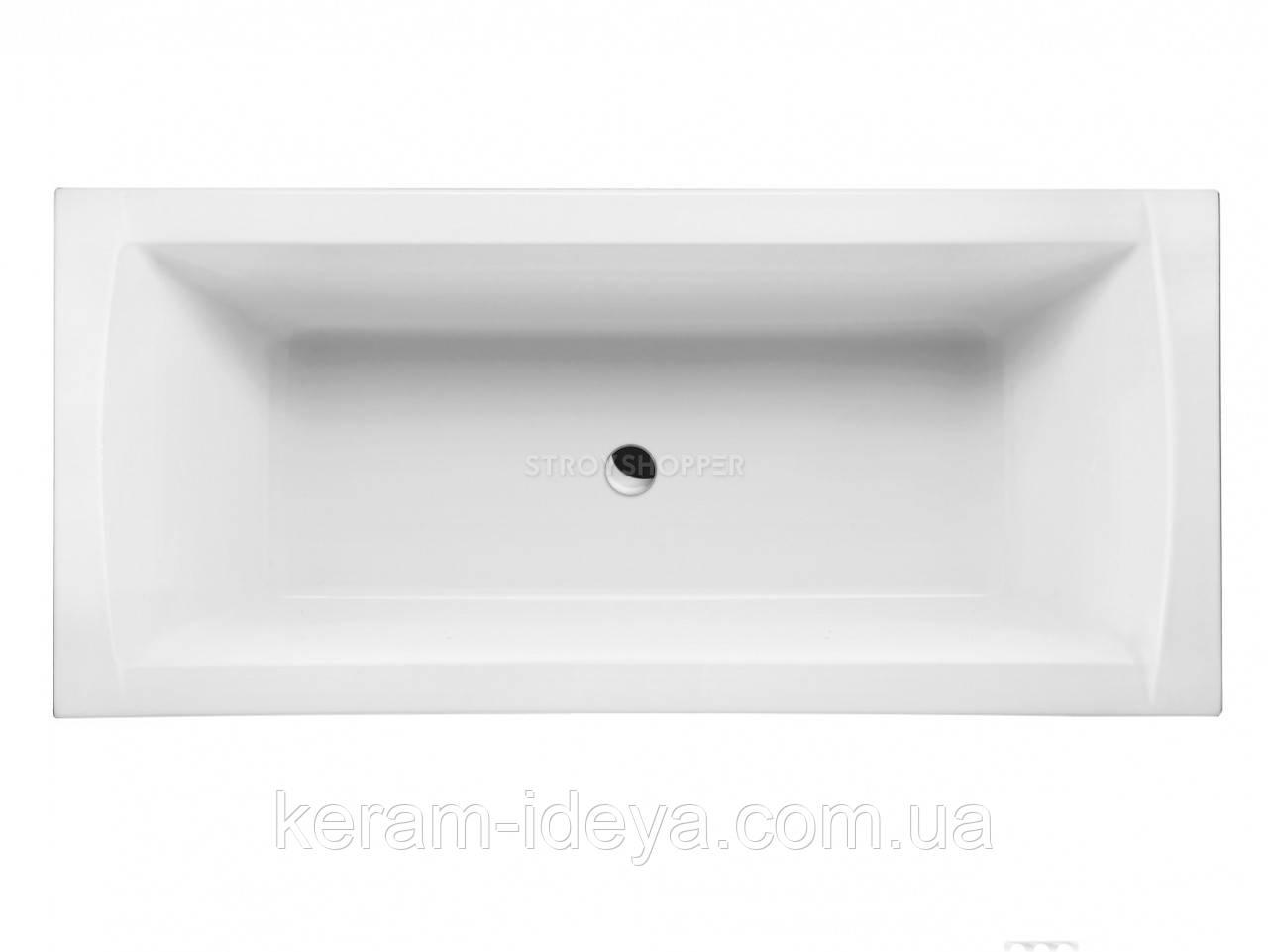 Ванна акриловая Excellent Crown II 170х75см WAEX.CRO17WH