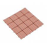 Универсальная решетка  коричневая, фото 2