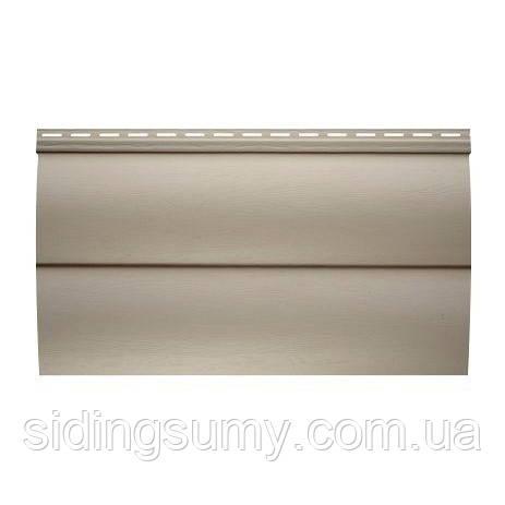 Сайдинг вініловий Альта-Профіль BlockHouse Slim двухпереломний 3660х230х1,1 мм оливковий