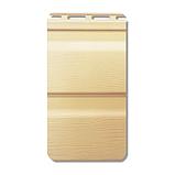 Сайдинг вініловий Альта-Профіль Flex двухпереломний 3660х230х1,1 мм житній, фото 2