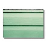 Сайдинг вініловий Альта-Профіль KANADA Плюс Престиж двухпереломний 3660х230х1,1 мм фісташковий, фото 2