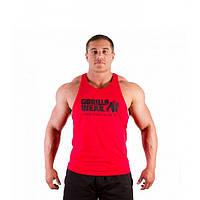 Gorilla Wear, Майка Classic Tank Top Red, фото 1